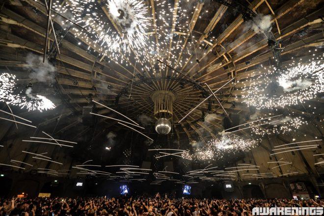Amsterdam Dance Event 10 Awakenings şovuna ev sahipliği yapacak