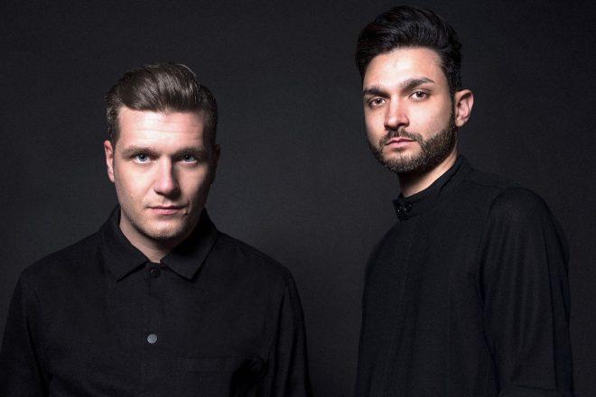Adriatique'in 'Nude' albüm parçaları remikslendi