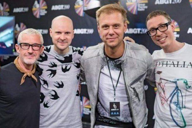 """Above & Beyond ve Armin van Buuren'den Ortak Çalışma: """"Show Me Love"""""""