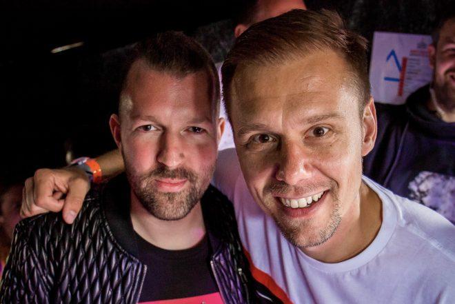 Armin van Buuren 2020'deki ilk teklisinde Brennan Heart ile birlikte çalıştı