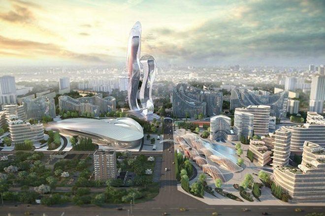 Akon, Senegal'de şehir kurmak için 6 milyar dolarlık sözleşmeyi kazandı
