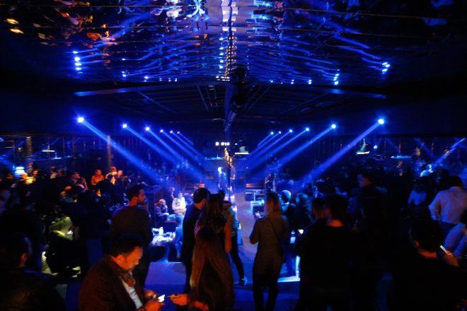 Beyrut'un Efsane Gece Kulübü B018 Fütüristik Yeni Tasarımı İle Kapılarını Yeniden Açtı