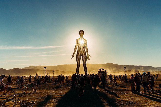 Google Burning Man'in Çoğunu Satın Aldı