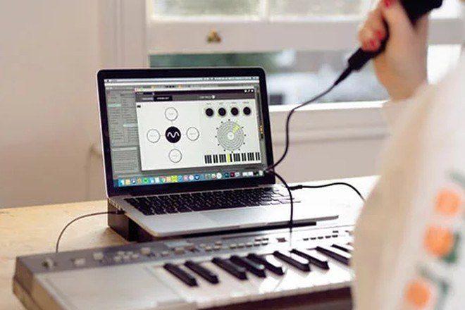 Dubler Studio Kit İnsan Sesi İle Gerçek Zamanlı MIDI Kompozisyon Üretiyor
