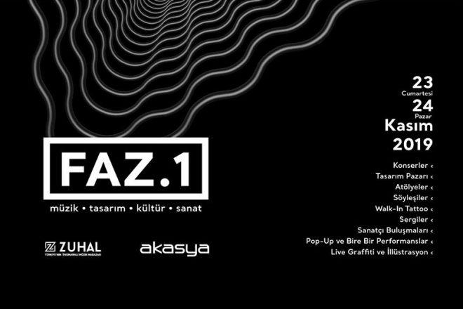 İstanbul yeni bir festival deneyimi ile tanışıyor: FAZ
