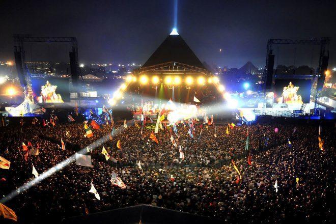 Glastonbury festivali 2021'de düzenlenemezse iflas tehlikesi altında