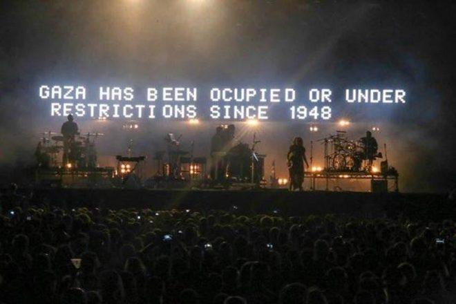 Brian Eno, Massive Attack ve 200 sanatçı İsrail'in Gazze'deki boykotunu kaldırmasını talep eden mektup yayımladı