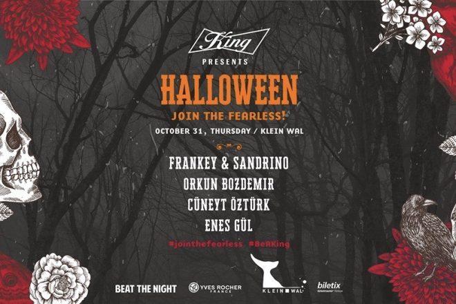 Klein Wal Halloween partisiyle korkusuz bir geceye ev sahipliği yapacak