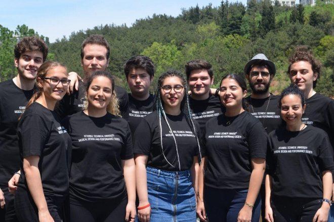 İTÜ'de Bir Elektronik Müzik Topluluğu