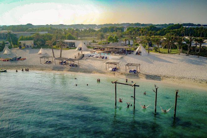 Abu Dhabi'nin yeni festivali NuraiFest Orta Doğu'da özel bir adada gerçekleşen ilk festival olacak