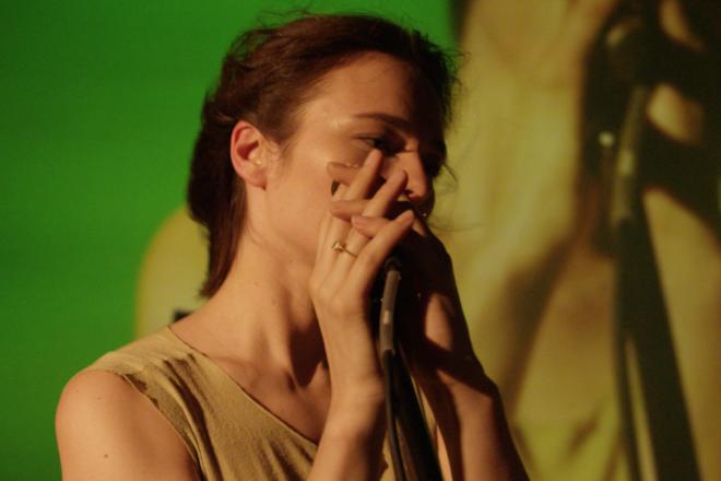 Nina Kraviz Yeni Görsel-İşitsel Şovunu Coachella'da Tanıtacak
