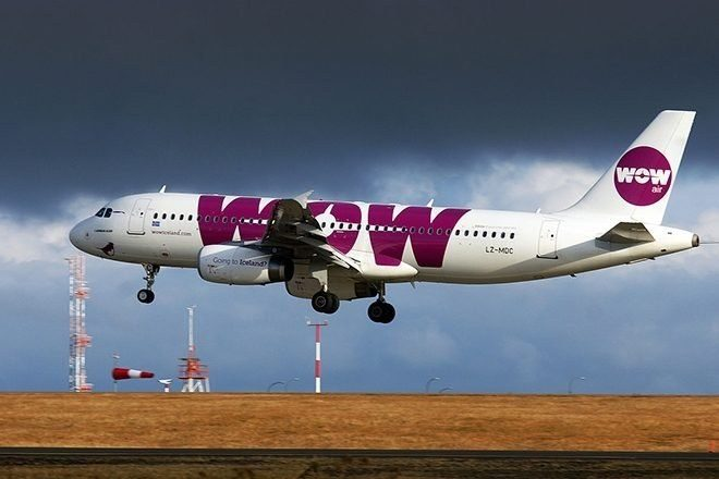 WOW Air İflas Etti, Sónar Reykjavik 2019 İptal Oldu