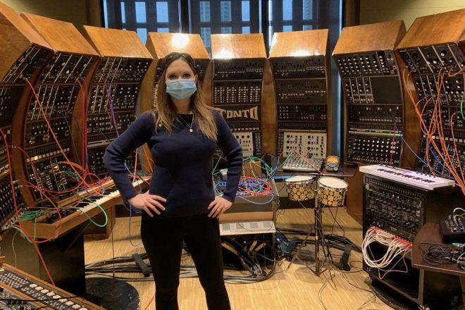 Kanada'da beyin dalgalarıyla synthesizer'da müzik üretildi