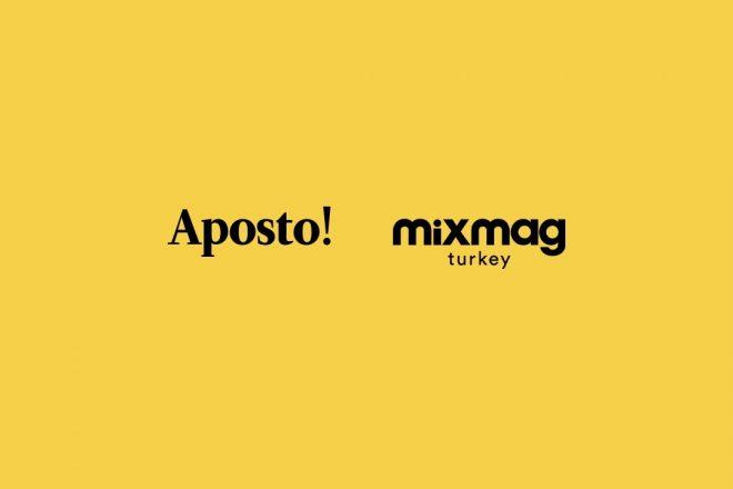Mixmag Türkiye'nin haftalık e-posta bültenleri artık Aposto!'da