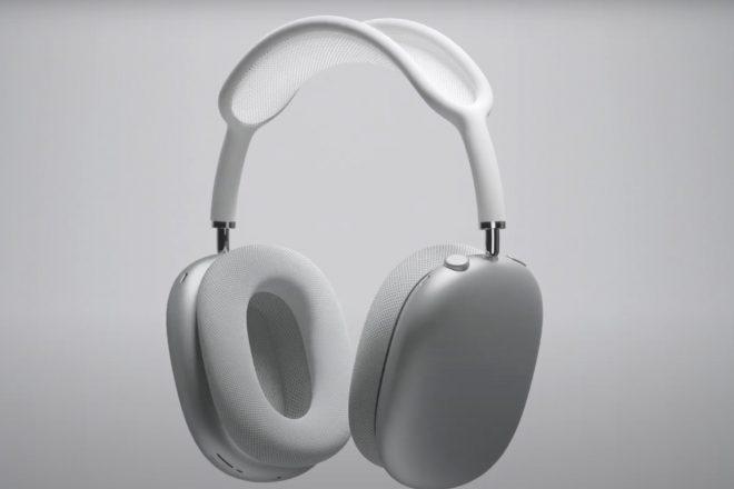 Apple'ın yeni kulaklık modeli AirPods Max tanıtıldı