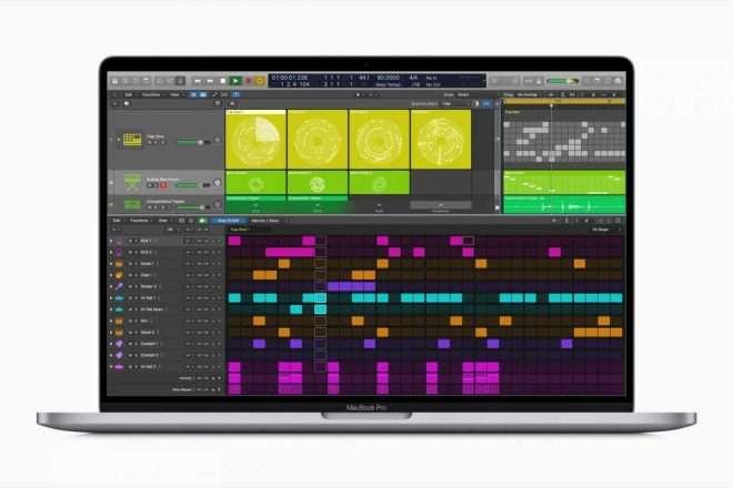 Logic Pro X'e yeni güncelleme