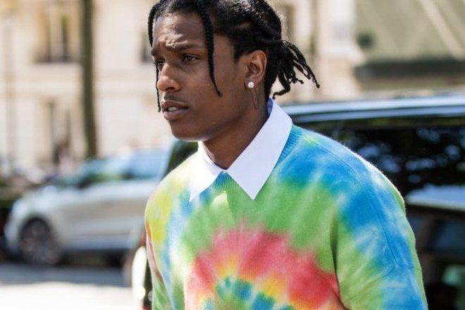 A$AP Rocky Stockholm'de tutuklandı