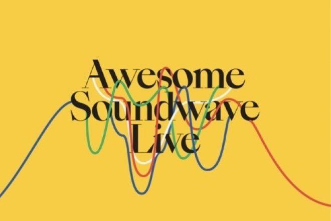 Awesome Soundwave'den ikinci canlı yayın