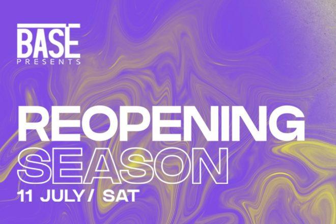 BASE Collective 2020 yaz sezonunu 11 Temmuz'da Mersin'de açıyor