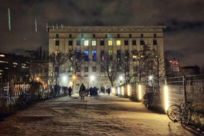 Berghain, büyük yeni yıl partisinin tüm isimlerini paylaştı