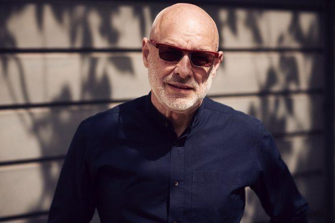 Brian Eno iklim değişikliğini tartışmak üzere IMS Ibiza'ya katılacak