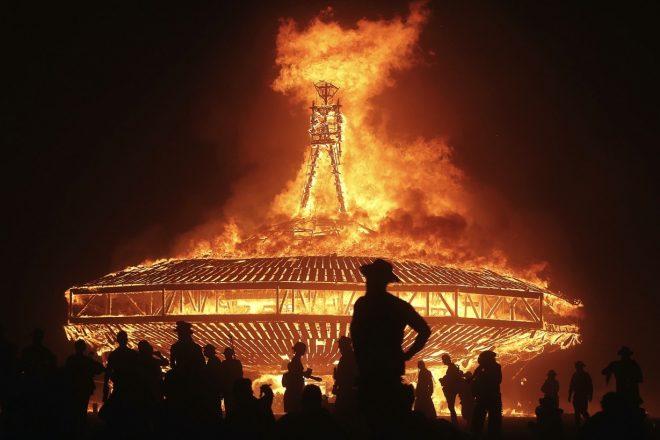 Burning Man bu yıl gerçekleşmeyecek
