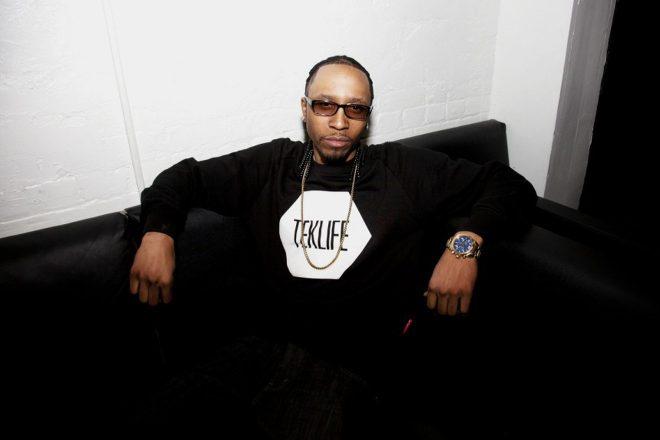 DJ Spinn'den dört yıllık aradan sonra yeni kısaçalar: 'Da Life'