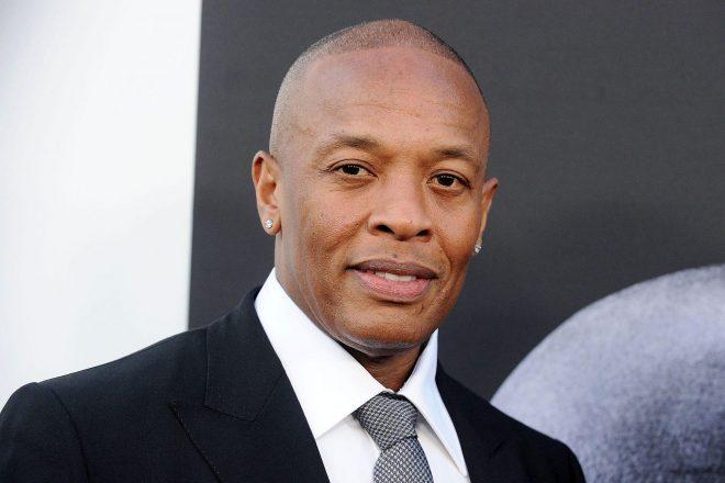 Dr. Dre hastaneye kaldırıldı