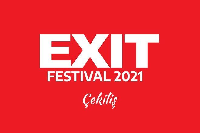 Bir şanslı Mixmag Türkiye okuruna Exit Festival 2021 bileti