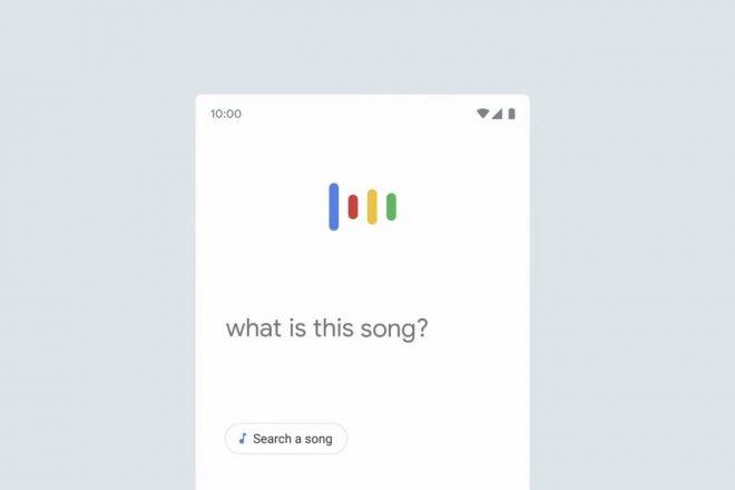 Google'da mırıldanarak şarkı aramak artık mümkün