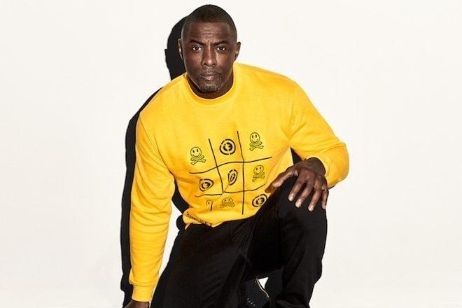 Idris Elba yeni moda markası '2HR SET' ile DJ'lik kültürüne olan hayranlığını sergiliyor