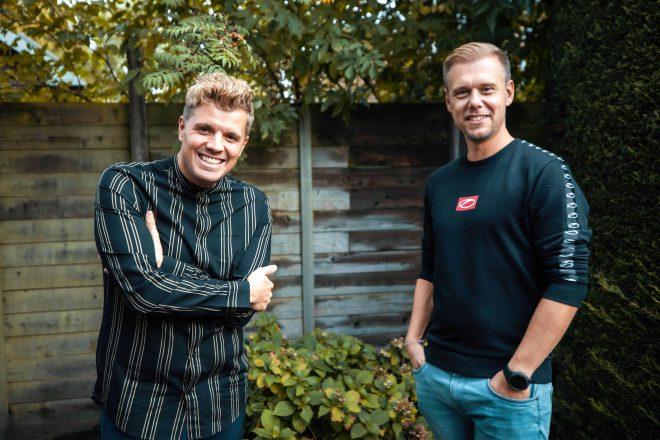 Armin van Buuren ile Jake Reese 'Need You Now' teklisinde bir araya geldi