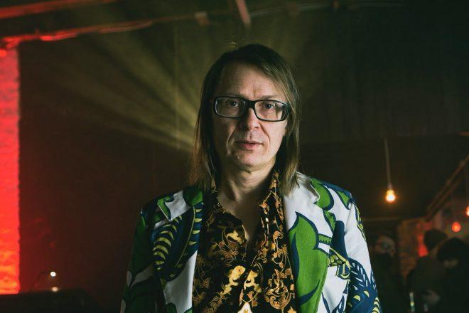 Jimi Tenor 1994 ve 2001 arasındaki çalışmalarını yeni bir albümde topladı