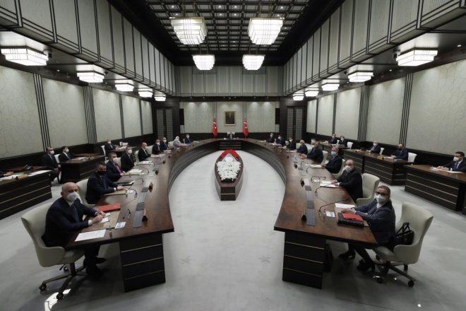 Kabine toplantısından kısmi kapanma kararı çıktı