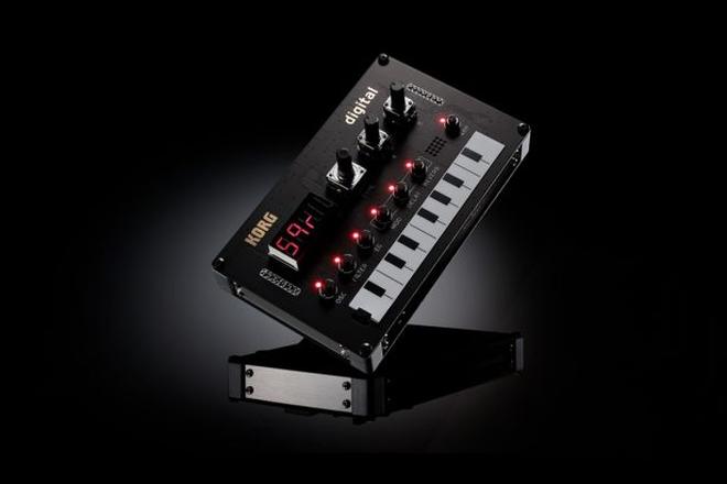 """KORG'dan """"kendin pişir, kendin ye"""" usulü synthesizer"""