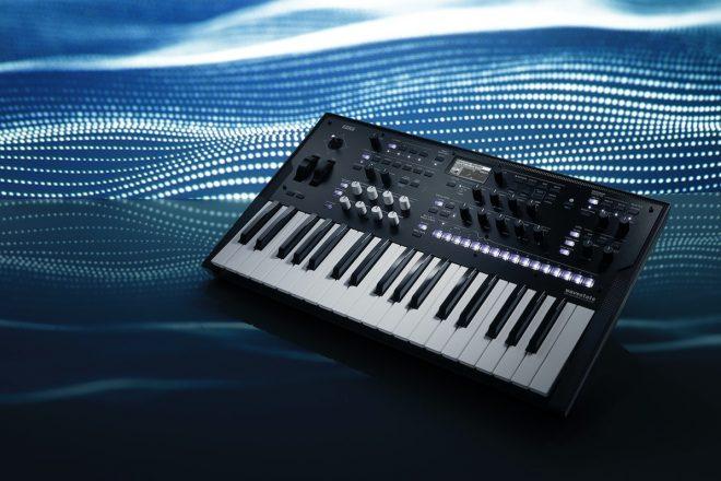 Korg yeni synthesizer modeli Wavestate'i tanıttı