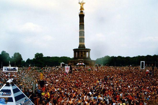 Berlin 2022'de yeni bir Love Parade festivaline ev sahipliği yapacak