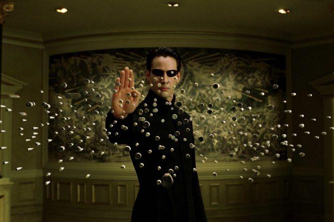 Matrix 4'ün ilk fragmanları interaktif internet sayfasında paylaşıldı