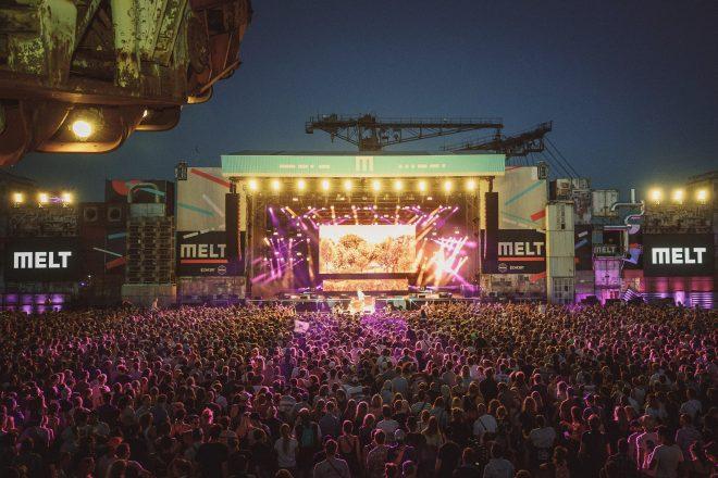 Melt Festival ilk etap sanatçı programını açıkladı