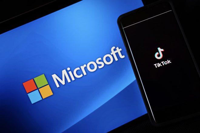 TikTok'a Microsoft kancası