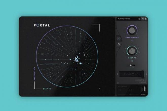 Output erişilebilir granular sentezleme efekti Portal'ı piyasaya sürdü