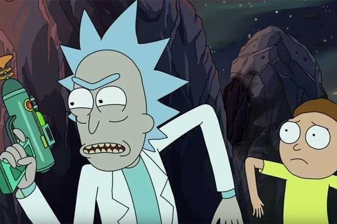 Rick and Morty'nin 4. sezonu açıklandı