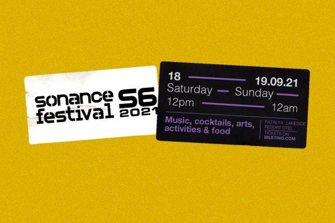 Sonance Festival 6. yılını 18-19 Eylül'deki buluşmasıyla kutluyor