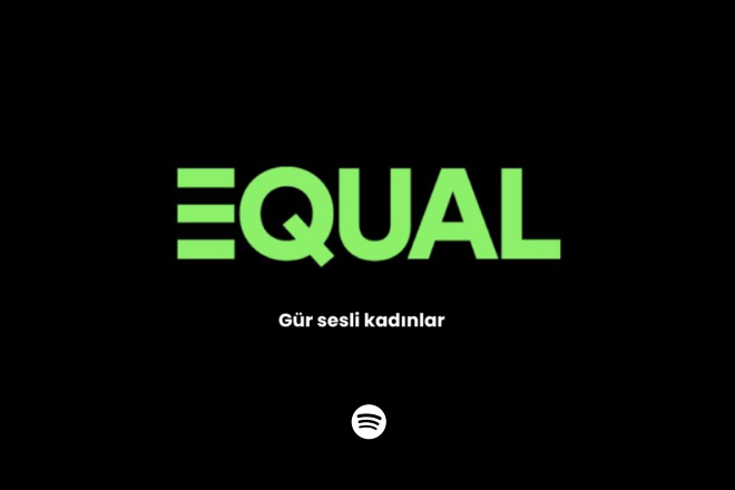 Spotify kadın içerik üreticilerini destekleyecek global müzik programı başlattı: EQUAL