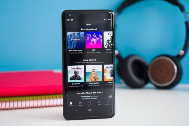Koronavirüs salgınına rağmen Spotify'ın premium abone sayısı 2020'nin ilk çeyreğinde 6 milyon artarak toplamda 130 milyona ulaştı