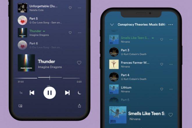 Spotify deneyimi müzik ve sohbetin bir araya geldiği yeni formatla zenginleşiyor