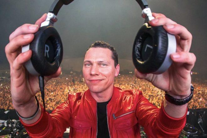 Tiësto'dan yeni albüm: 'The London Sessions'