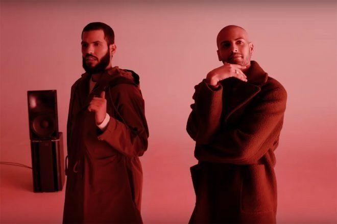 The Martinez Brothers ve Halsey DKNY'nin yeni kampanyasında