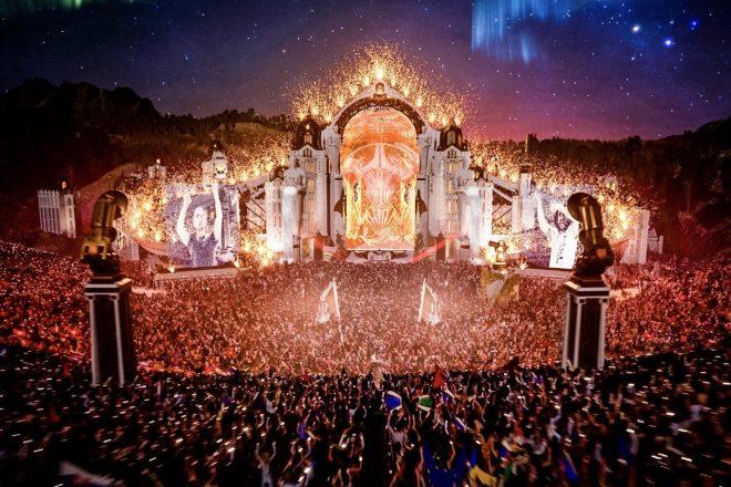 Tomorrowland'den dijital yılbaşı gecesi festivali