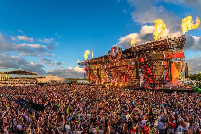 Ultra Music Festival gelecek yıl ilk kez Birleşik Arap Emirlikleri'nde düzenlenecek